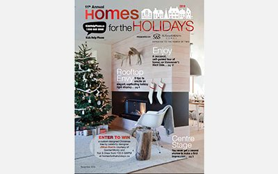 Homes for the Holidays 2015