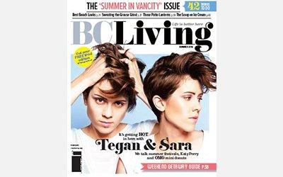BC Living Magazine