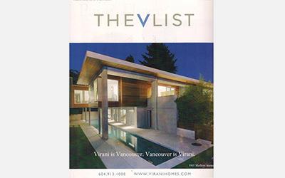 The V List