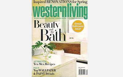 Bowen Island Retreat Featured in Western Living