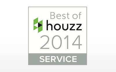 Best of Houzz 2014 Award for Client Satisfaction