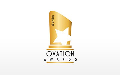 GVHBA Ovation Awards Winner
