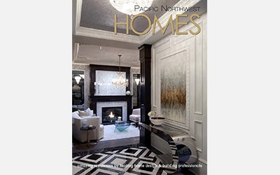 """Feature in """"Pacific Northwest Homes"""" by Panache"""