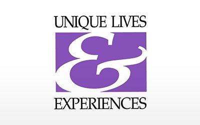 UNIQUE LIVES & EXPERIENCES 2019
