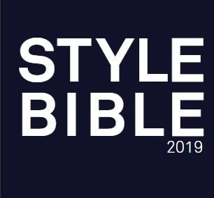 Style Bible 2019